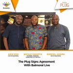 The Plug Signs Strategic Partnership With Balmoral Live To Grow The Entertainment Industry