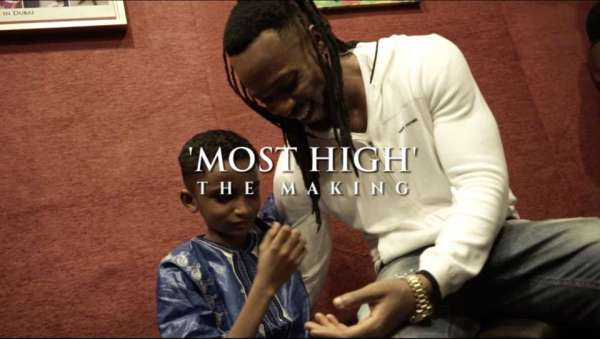 Mp3 Download – Flavour Ft  Semah - Most High (The Making