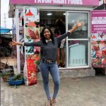 Belinda Effah Announces The Launch Of Her Grocery Store