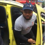 Tonto Dikeh's Ex-Husband Donates To Federal Fire Service; Nollywood Celebs Shine