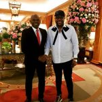Nigerians React As E-Money Introduces Himself To Tony Elumelu