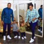 Actor Junior Pope Shares Lovely Family Photos To Celebrate 3rd Wedding Anniversary