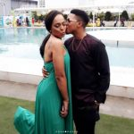 Loved-up Photo of TBoss & Jon Spark Dating Rumours