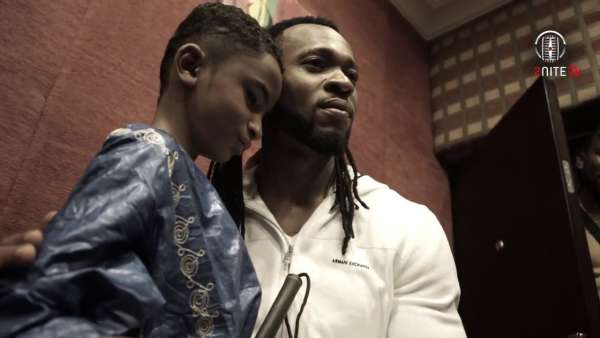 Flavour Ft  Semah - Most High (The Making)