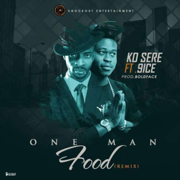 Download Mp3 Song One Man By Singaa: One Man Food (Remix) Ft. 9ice Mp3 Download