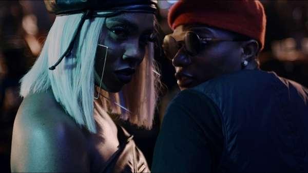 Tiwa Savage – Ma Lo Ft  Wizkid & Spellz