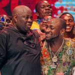Watch: Davido Finally Apologizes To Dele Momodu As He Performs At Ovation Red Carol 2017
