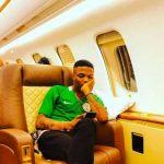 Wizkid Dares Shatta Wale As He Lands In Ghana