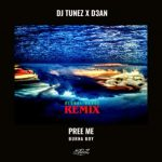 Burna Boy X DJ Tunez X D3AN – Pree Me (Remix)
