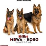 Mr Blue – Mbwa Koko