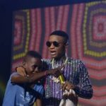"""Pictures: """"Starboy Got You Forever"""" – Wizkid Assures Young Ahmed"""