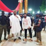 Watch: Kcee & E-Money Lavish New Year Gifts on Villagers
