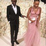 Femi Otedola Joins Daughter, Temi & Mr Eazi on Date Night