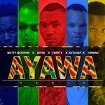 J'bryte – Ayawa (Remix) Ft. Ketchup, Gabiro, Wyre & Nutty Neithan