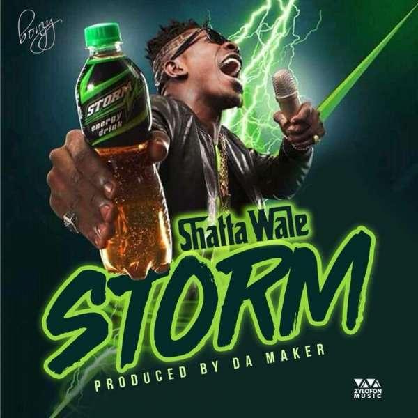 Mp3 Download – Shatta Wale – Storm – Naijaturnup