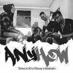 Tekno – Anyhow Ft. OG, Flimzy & Selebobo