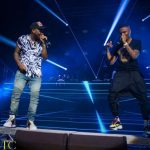 Watch: Wizkid Reveals How He Got Davido to Perform with Him at 2017 Lagos Concert