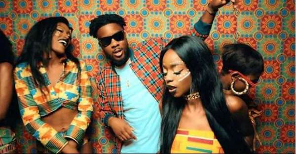 MusicEel download Maleek Berry Bend It mp3 music