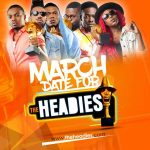 Davido And Wizkid Tops 2018 12th Edition Of Headies' Awards Nomination