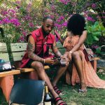 Davido & Girlfriend Chioma On Vacation In Barbados