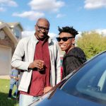 Mayorkun Reunites With His Dad After Years Apart