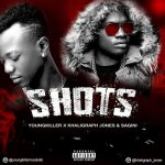 Young Killer X Khaligraph Jones – Shots Ft. Sagini