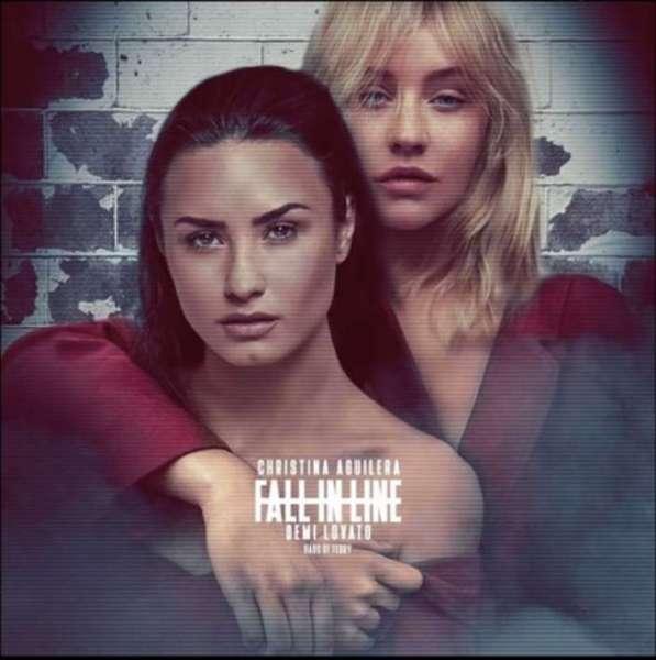 christina aguilera fall in line mp3 download