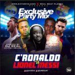 DJ Real – C'Ronaldo vs. Lionel Messi Party Mix