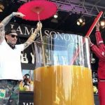Snoop Dogg Broke the Guinness World Record for Biggest Gin and Juice