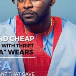 FalztheBahdGuy covers Muse Magazine's Latest Issue