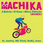 J Balvin, G-Eazy & Sfera Ebbasta – Machika (Remix) Ft. MC Fioti, Anitta, Jeon & Duki