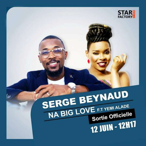 serge beynaud ft yemi alade na big love mp3
