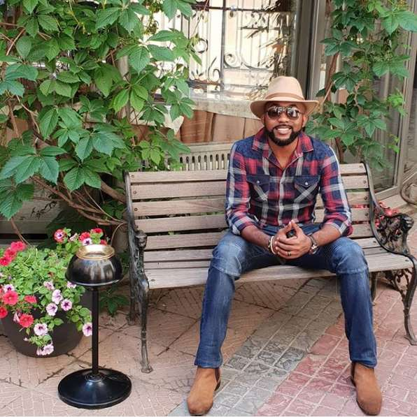 Banky W Auctions Range Rover To Raise Funds For School For The Blind