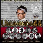 MC-P Wamamaye – Umuhanda KN 66 Ft. Various Rappers
