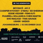 Wizkid, Femi Kuti, Tiwa & D'banj To Perform With Beyonce, Jay-Z, Ed Sheeran & More