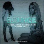 Vanessa Mdee ft. Maua Sama & Tommy Flavour – Bounce (Remix)