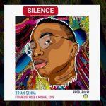 Brian Simba – Silence Ft. Vanessa Mdee & Michael Love