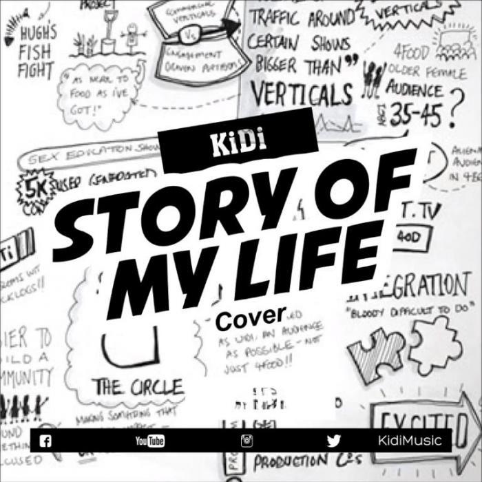 KiDi – Story Of My Life ft. Cina Soul