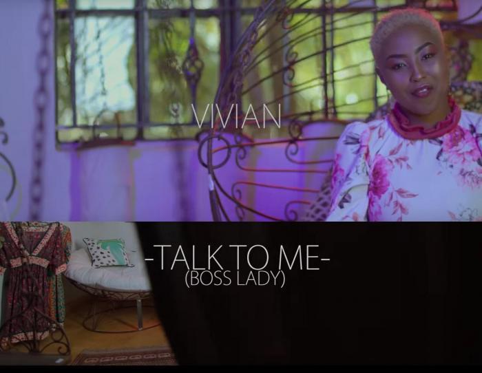 Mp3 Download – Vivian – Talk to Me (Boss Lady) – Audio – Naijaturnup