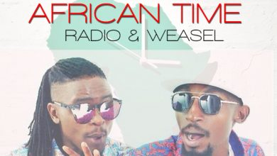 Radio Weasel - African Time