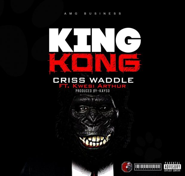 Criss Waddle – King Kong ft. Kwesi Arthur