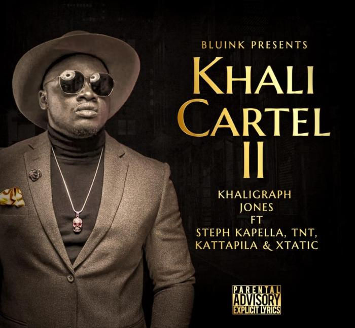 Khaligraph Jones – Khali Cartel II Ft. Steph Kapella, Twenny Eights, Timmy Blanco, Katapilla and Xtatic