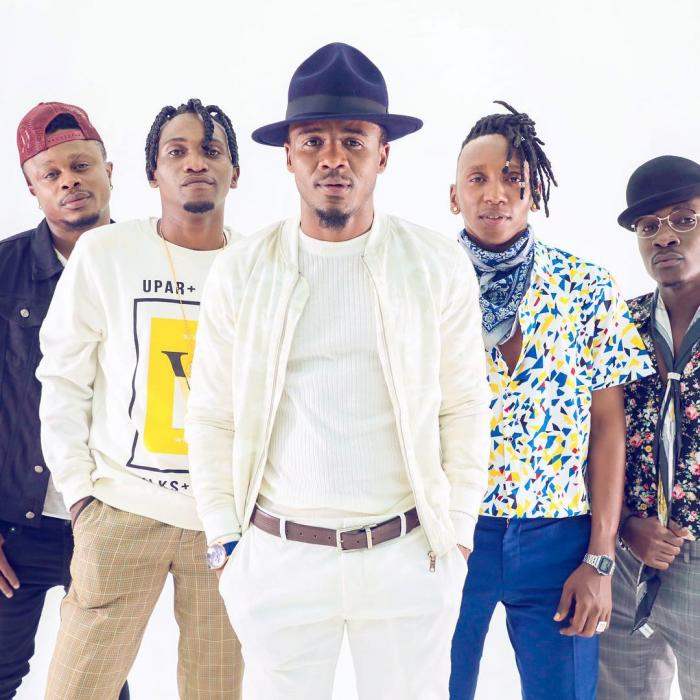 Kings Music, Alikiba, Abdukiba , Cheed , Killy & K-2GA – TOTO