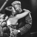 Love in the Air as Adekunle Gold and Simi Hold Introduction in Lagos