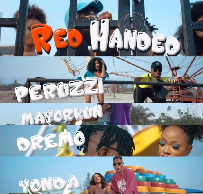 Mayorkun - Red Handed ft. Peruzzi, Dremo & Yonda