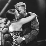 'Take It Outside' – Simi and Adekunle Gold Go Public With Relationship