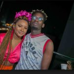 Mr Eazi and Girlfriend Pictured Loving it Up