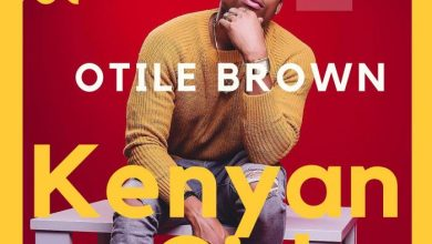 Otile Brown – Kenyan Girl