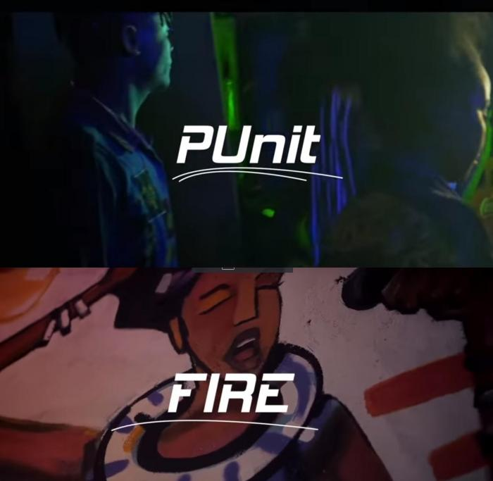 P-Unit – Fire Ft. Magix Enga