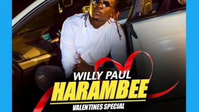 Willy Paul – Harambee